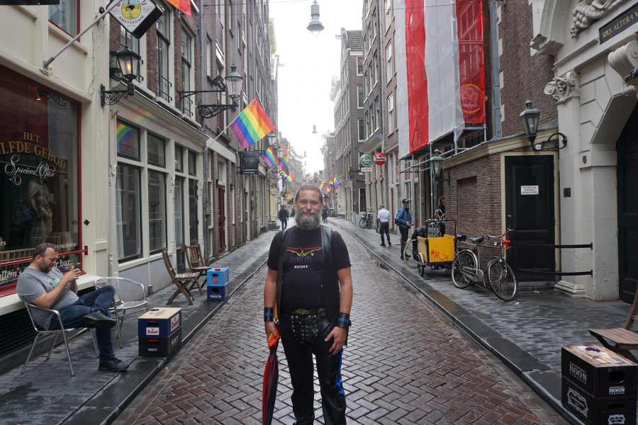 Find all Flags tour Pride Amsterdam